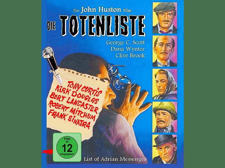 Die Totenliste [Blu-ray]