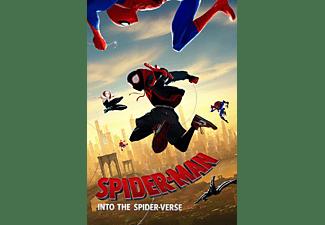 Spider-man: Into The Spider-verse - 4K Blu-ray