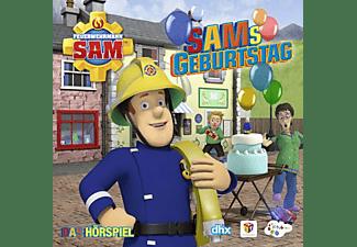 Hörspiel - Sams Geburtstag-Das Hörspiel  - (CD)