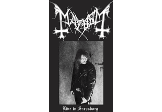 Mayhem - Live In Sarpsborg - (CD + DVD Video)