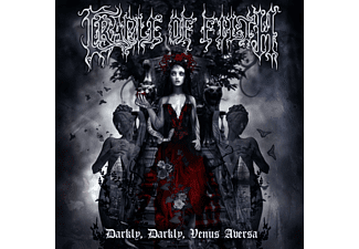 Cradle Of Filth - Darkly,Darkly,Venus Aversa  - (CD)