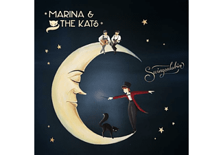 Marina & The Kats - Swingsalabim - (CD)