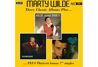 Marty Wilde - Three Classic Albums  - (CD)