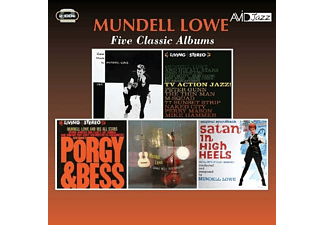 Mundell Lowe - Five Classic Albums  - (CD)