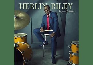 Herlin Riley - Perpetual Optimism  - (CD)