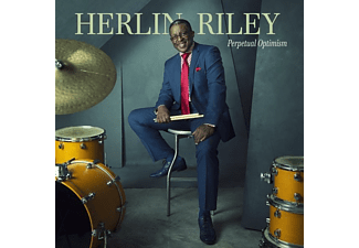 Herlin Riley - Perpetual Optimism - (CD)