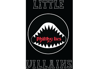 Little Villains - Philty Lies  - (CD)