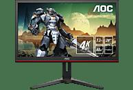 AOC G2868PQU 28 Zoll UHD 4K Gaming Monitor (1 ms Reaktionszeit, FreeSync, 60 Hz)