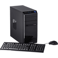 CAPTIVA POWER-Starter R48-631, Desktop PC, A8 Prozessor, 8 GB RAM, 120 GB SSD, 1 TB HDD, Radeon™ R7, Schwarz