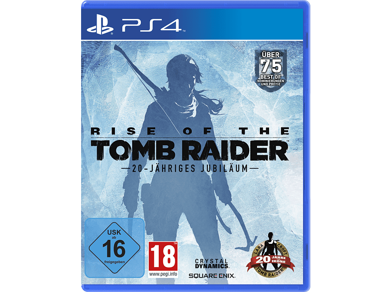 Rise of the Tomb Raider [PlayStation 4]