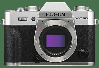 FUJIFILM X-T30 Gehäuse Systemkamera, 7,6 cm Display Touchscreen, WLAN