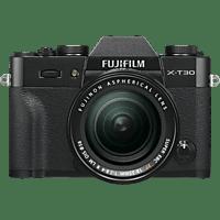 FUJIFILM X-T30 schwarz inkl. XF18-55mm F2.8-4 R LM OIS Kit