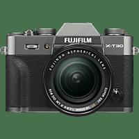 FUJIFILM X-T30 anthrazit inkl. XF18-55mm F2.8-4 R LM OIS Kit