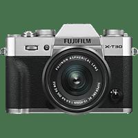 FUJIFILM X-T30 silber inkl. XC15-45mm F3.5-5.6 OIS PZ Kit