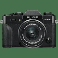 FUJIFILM X-T30 schwarz inkl. XC15-45mm F3.5-5.6 OIS PZ Kit