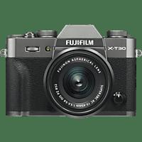 FUJIFILM X-T30 anthrazit inkl. XC15-45mm F3.5-5.6 OIS PZ Kit