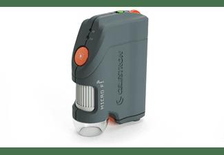 Microscopio - Celestron Digital Microscopio Digital Microfi Wifi, 1x-80x