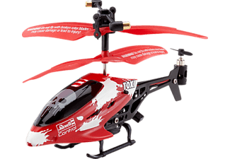REVELL Toxi Rot Helicopter, Mehrfarbig