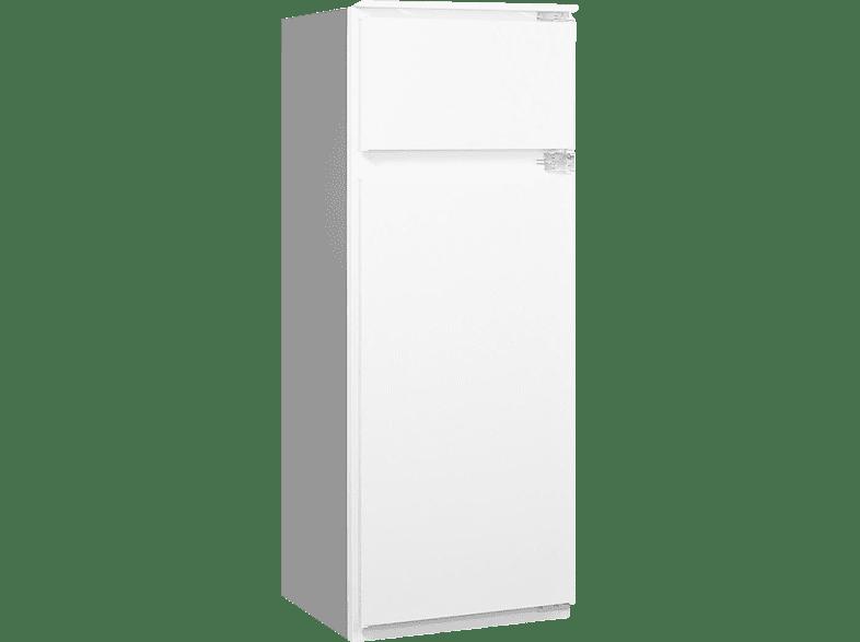 BAUKNECHT KDI 2144 A++ Kühlgefrierkombination (A++, 201 kWh/Jahr, 1441 mm hoch, Einbaugerät)