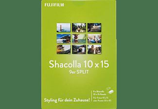 FUJIFILM Shacolla 9er SPLIT 10x15 Kamerataschen