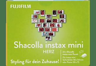 FUJIFILM Shacolla instax mini Herz Kamerataschen