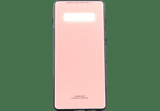 AGM 27950 Glas, Backcover, Samsung, Galaxy S10+, Pink/Schwarz