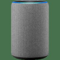 AMAZON Echo Plus (2. Gen.) Smart Speaker, Grau/Hellgrau