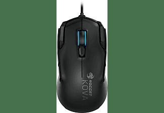 ROCCAT Kova AIMO - Ambidextrous Gaming Maus, Schwarz