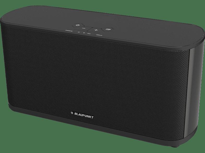 BLAUPUNKT BTK-1620 Bluetooth Lautsprecher, Schwarz