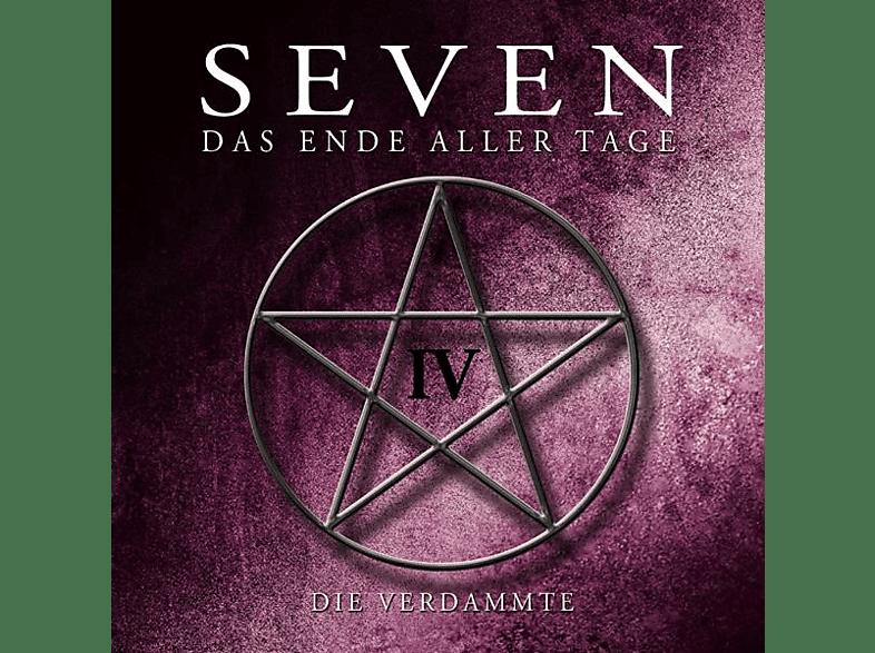 Seven-das Ende Aller Tage - Die Verdammte (Teil 4) - (CD)