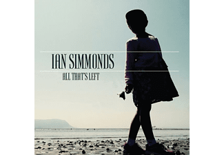 Ian Simmonds - All That's Left - (CD)