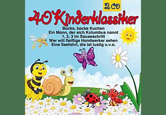 Kiddy's Corner Band - 40 Kinderklassiker (2 CDs)  - (CD)