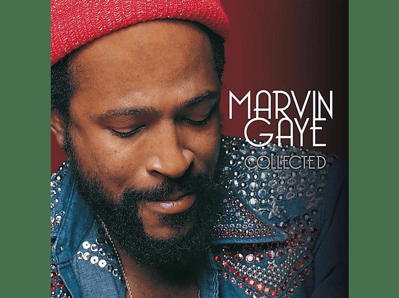 Marvin Gaye - Collected (ltd transparent rot/blaues Vinyl) [Vinyl]