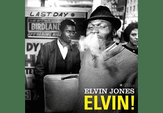 Elvin Jones - Elvin!  - (Vinyl)