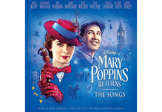 VARIOUS - Mary Poppins Returns: The Songs (LP) - (Vinyl)