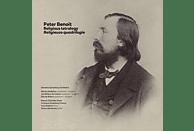 Antwerp Symphony Orchestra, Namur Chamber Choir, Yves Saelens, Álvaro Zambrano - Religious Tetralogy [CD]