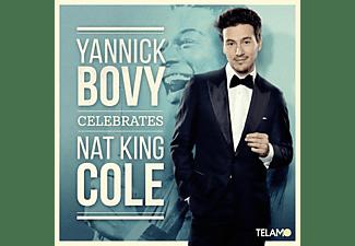 Yannick Bovy - Yannick Bovy Celebrates Nat King Cole  - (CD)