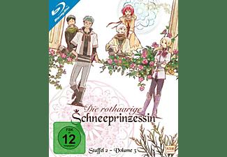 Die rothaarige Schneeprinzessin - Staffel 2.3 - Episode 9-12 Blu-ray