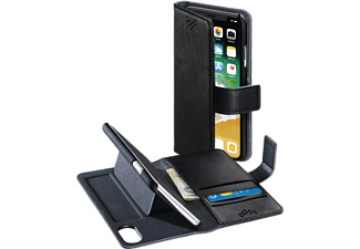 "HAMA 181607 Mobil Tok ""Stand-Up Booklet"" iPhone X, Fekete"
