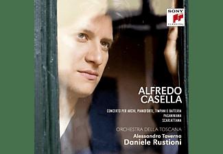 Alessandro Taverna, Orchestra Della Toscana, Rustioni Daniele - Orchestral Music  - (CD)