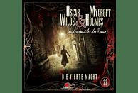 Oscar Wilde & Mycroft Holmes-folge 22 - Die vierte Macht - (CD)