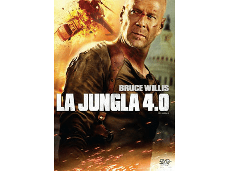 Fox La Jungla De Cristal 4 0 Dvd