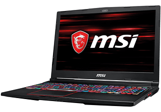 """Portátil Gaming - MSI GE63 Raider RGB 8SG-029ES, 15,6 """", Intel Core i7-8750H 16 GB, RTX 2080 8GB"""