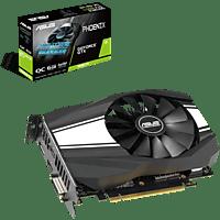 ASUS GeForce® GTX 1660 Ti Phoenix OC 6GB (90YV0CT0-M0NA00) (NVIDIA, Grafikkarte)