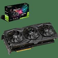 ASUS GeForce® GTX 1660 Ti ROG Strix Gaming OC 6GB (90YV0CQ0-M0NA00) (NVIDIA, Grafikkarte)