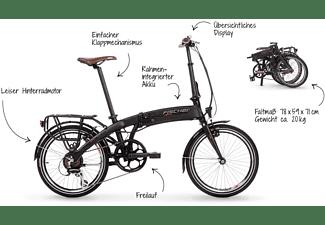 "FISCHER E-Bike Faltrad 20"" 7-G"