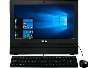 "All in One - MSI Pro 16T 7M-023XEU, 15.6"", Intel® Celeron® 3865U, 4 GB RAM, 500 GB HDD, Freedos,"