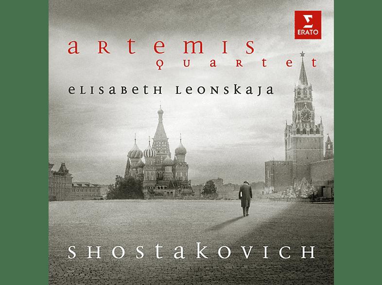 Elisabeth Leonskaja, Artemis Quartett - Streichquartette 5 & 7/Klavierquintett op.57 [CD]