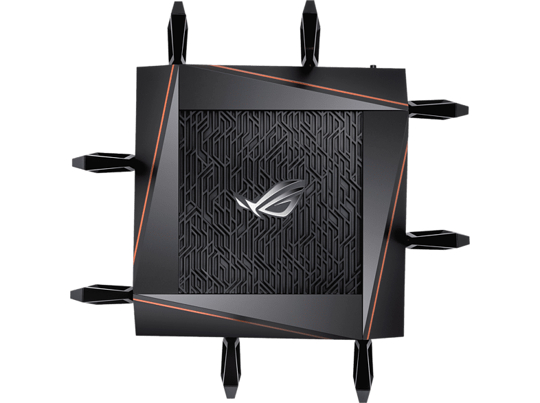 ASUS GT-AX11000 AiMesh WiFi-6 Gaming Router 9608 Mbit s