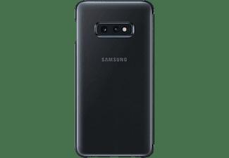 SAMSUNG Clear View Cover, Bookcover, Samsung, Galaxy S10e, Schwarz